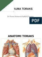 Trauma Toraks Ppt(28 Sept.2015)