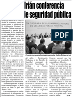 24-11-16 Preside Adrián conferencia nacional de seguridad pública
