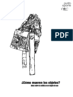 Como Mueren Los Objetos - David Esteban Rodriguez Villate