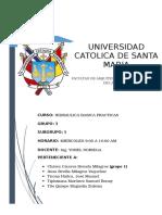 Hidraulica Basica Subgrupo 5