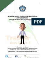 Membuat Video Pembelajaran Dengan Camtasia by Pak Sukani