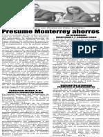 30-11-16 Presume Monterrey ahorros