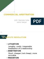 Kuba - Comm Arbitration 2