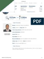 Perfil Agremiado - CIV - Luis DOminguez