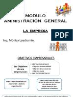 La Empresa Parte 2