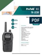 TK3230 PROTALK XLS