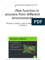 Baroreflex function in anurans from different environments1.pptx