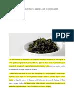 Las Algas Son Fuente de Empleo y de Innovación