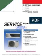 Vivace Service Manual AQV12VB