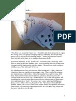 Life Through a Deck of Cards...