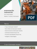 Trabalho Automação Industrial