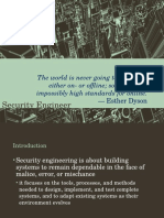 Slide 2 - Security Engineer