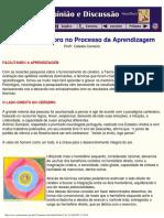 A Arte e o Cérebro No Processo Da Aprendizagem (LER)
