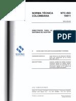 ISO 19011 Parte 1