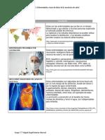 Enfermedades y Base Datos de SSA1