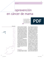 Quimioprevencion Dr Peralt