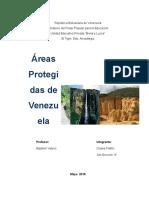 Areas Protegidas Moral y Luces
