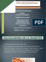 Actividad 7Calculadoras de La Salud