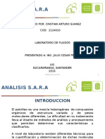 Analisis s.a.r.a Pf