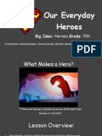 group 5 powerpoint heroes