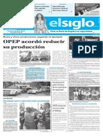 Edición Impresa Elsiglo 01-12-2016