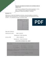 Cálculo de Parámetros de Secuencia en Redes de Distribución de Media Tensión Utilizando Atp