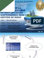 Aplicación de La Energía Eólica Para Retirar Las Aguas Subterráneas Para La Gestión de Riego, 2