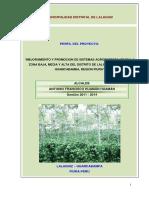 3.2. Snip Agroforestal Lalaquiz