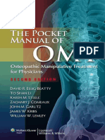 The Pocket Manual of OMT - Osteopathic Manipulative Treatment for Physicians 2E (2010)[PDF][Koudiai] VRG
