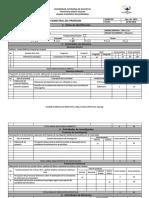 Ejemplo Formato Plan de Trabajo UAZ