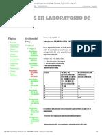 Practicas en Laboratorio de Biología_ Resultados RESPIRACIÓN CELULAR