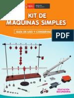 Kit de Guia Maquina Simple