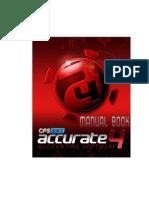 Manual Book ACCURATE 4