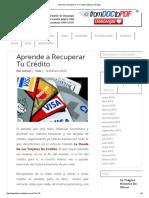 Aprende a Recuperar Tu Crédito _ Bitacora Digital.pdf