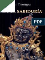 Trungpa Chogyam Loca Sabiduria