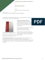 Suspension Laboral Cuando Aplicar Legislación Laboral Peruana