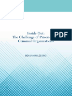 Lessing - The Challenge of Prision Based Organizations