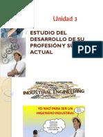 U3 Estudio Desarrollo de Su Profesión