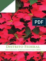 Distrito Federal Infografia Agroalimentaria 2015