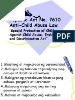 Child Abuse Final