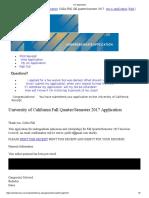 uc application final
