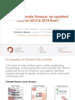 CPI_GFLAC Webinar on UNFCCC Reporting