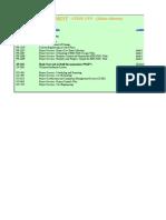 Pdo Engineering Standards and Procedures