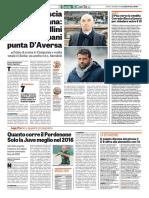 La Gazzetta dello Sport 01-12-2016 - Calcio Lega Pro