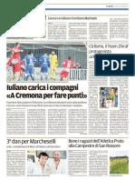 Il Tirreno Prato 01-12-2016 - Calcio Lega Pro