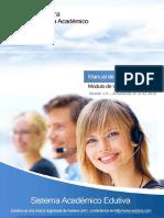 Manual de Ventas - Edutiva ERP