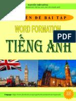 Chuyen de bai tap Word Formation.pdf