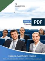 Manual de Matrícula - Edutiva ERP