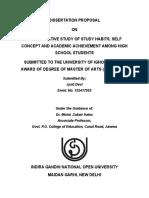 Dissertation Proposal (1)