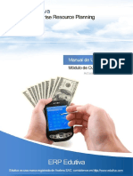 Manual de Cuentas por Cobrar - Edutiva ERP